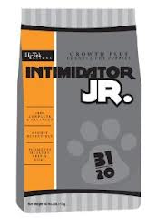 image of Intimidator Jr dog food