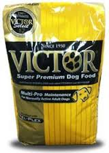 image of victor dog food, winner of top dog food for pitbull