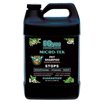 EQyss Micro-Tek Medicated Pet Shampoo