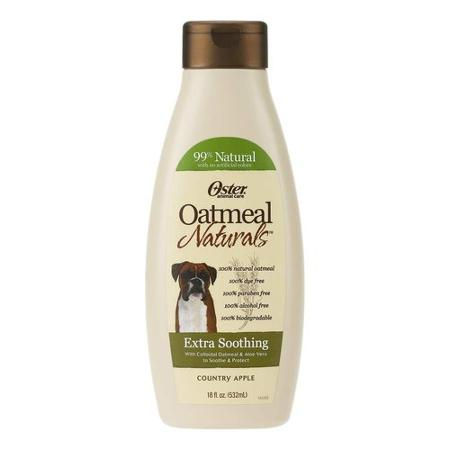 Healthy Clean Pet Oatmeal & Aloe Vera Dog Shampoo
